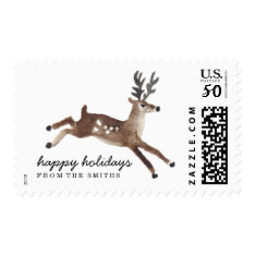 Loved Dearly Holiday Postage at Zazzle