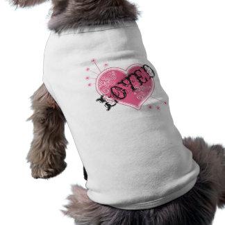 Loved Dog Tee Shirt