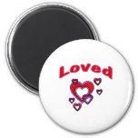 Loved Fridge Magnets