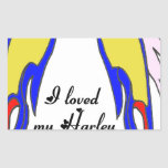 LOVED HARLEY LIFE.png Sticker