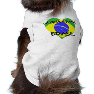 Loved native land Brazil Shirt
