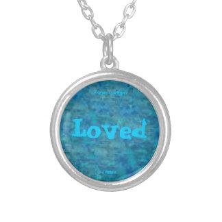Loved Custom Necklace