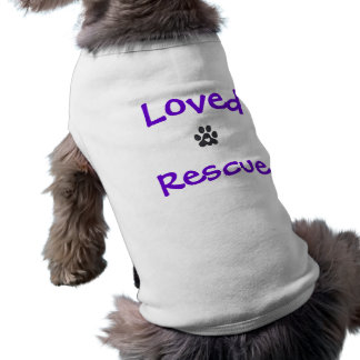 Loved Rescue T-Shirt