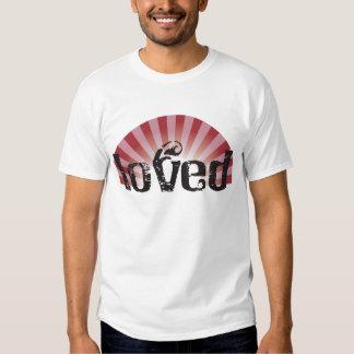 loved tee shirt