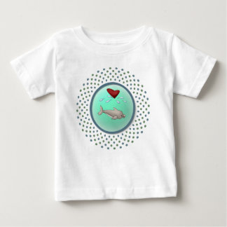 LoveDolphins Baby T-Shirt