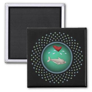 LoveDolphins Magnet