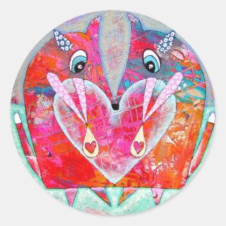 LoveDrop Sticker