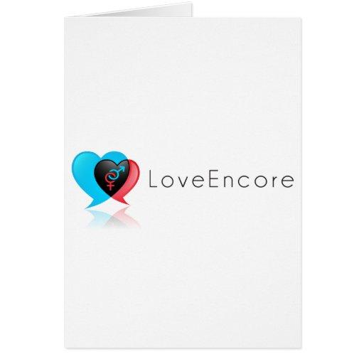 LoveEncore - una demostración atractiva caliente s Felicitaciones