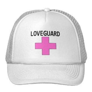 Loveguard Pink Mesh Hat