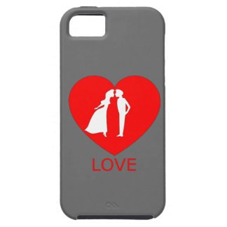LoveHeart iPhone SE/5/5s Case