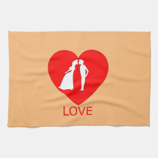 LoveHeart Towel