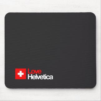LoveHelvetica MousePad 001