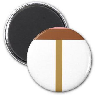LoveIITAirP10 2 Inch Round Magnet