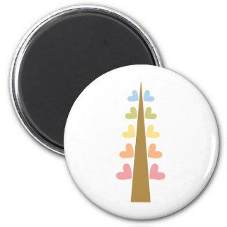 LoveIITAirP16 2 Inch Round Magnet