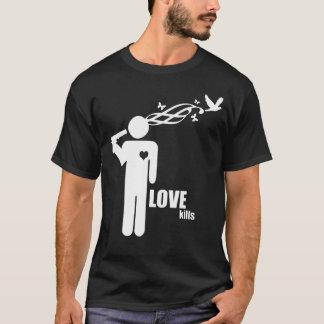 LoveKills Graphic Tee (dark)