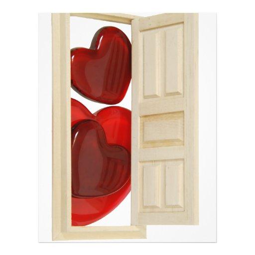 "LoveKnocks060709 8.5"" X 11"" Flyer"