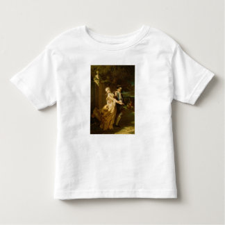 Lovelace Abducting Clarissa Harlowe, 1867 Toddler T-shirt