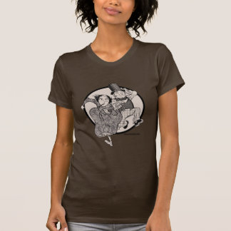 Lovelace and Babbage Leap Tee Shirt