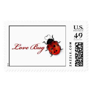 LoveLadybird4 Stamps