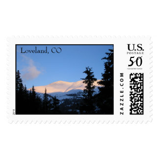 Loveland, CO, Loveland, CO Postage