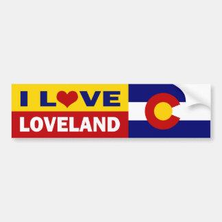 Loveland, Colorado Bumper Sticker
