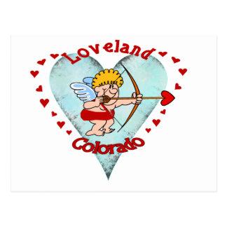 Loveland Colorado Tarjeta Postal
