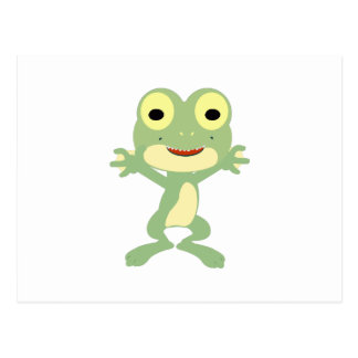 Loveland Frogman Postcard
