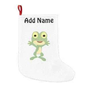 Loveland Frogman Small Christmas Stocking