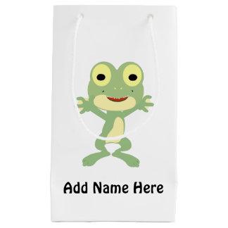 Loveland Frogman Small Gift Bag