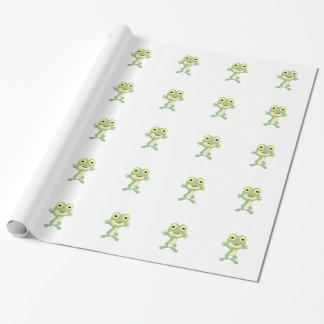 Loveland Frogman Wrapping Paper