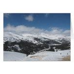 Loveland Pass, Colorado Greeting Cards