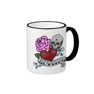 Loveless Ringer Coffee Mug