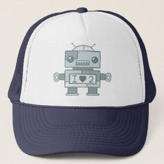 Loveless Robot Trucker Hat