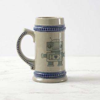 Loveless Robots Coffee Mugs