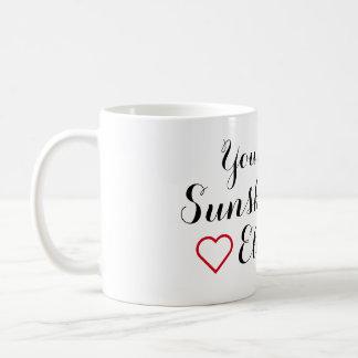 Loveley Sayings & Icons for Lovers Coffee Mug