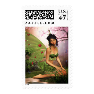 Loveliness of the Mire Postage