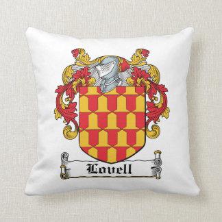 Lovell Family Crest Pillows