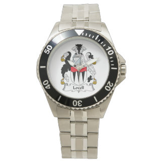 Lovell Family Crest Wristwatch