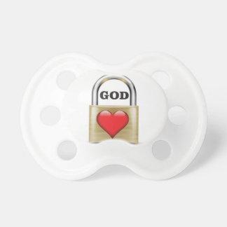 lovelock on god pacifier