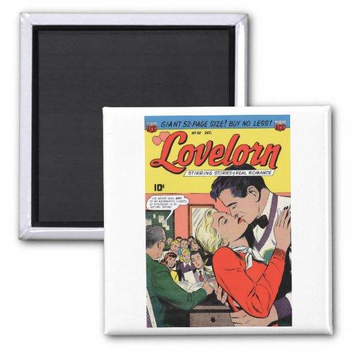 Lovelorn #20 Magnet