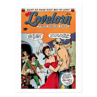 Lovelorn #6 Postcard