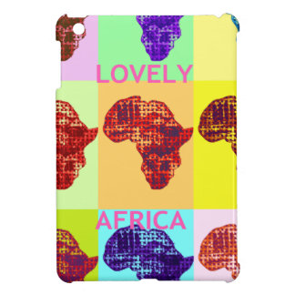 LOVELY AFRICA iPad MINI COVER