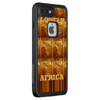 Lovely Africa LifeProof FRĒ iPhone 7 Plus Case
