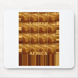 Lovely Africa Mouse Pad