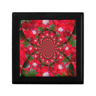 Lovely Alien Crimson Gift Box