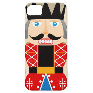 Lovely and Cute Nutcracker Soldier iPhone SE/5/5s Case