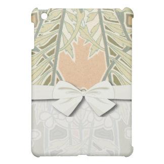 lovely art nouveau nature design iPad mini case