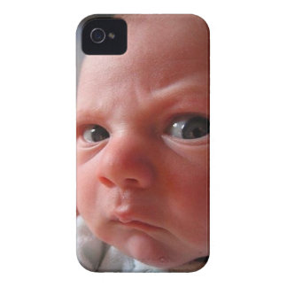 Lovely baby Case-Mate iPhone 4 case