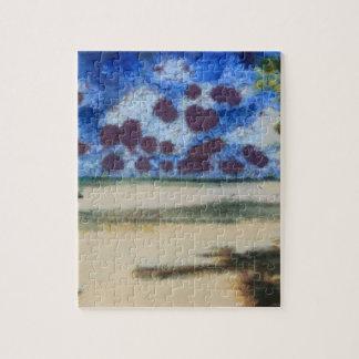 Lovely beach jigsaw puzzles