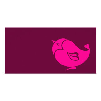 Lovely Bird Card